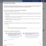 Builderall Toolbox Tips Setting up Subscription Messaging on Your Facebook Page