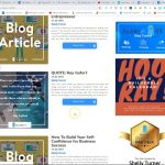 Builderall Toolbox Tips Share Buttons for Your Blog Articles