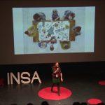 ENTREPRENEUR BIZ TIPS: Osez être entrepreneur engagé ! | Cédriane Moreau | TEDxINSA