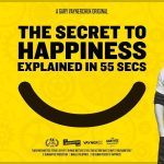 Business Tips: The Secret to Happiness Explained in 55 Seconds