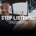 Business Tips: If athletes stopped playing when they got BOO'd… | DailyVee 490