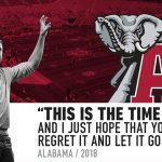 Business Tips: NOW is your time - Speech to Alabama Football Team | Gary Vaynerchuk 2018 Keynote