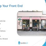 Builderall Toolbox Tips Ecommerce Setting Up Your Front End