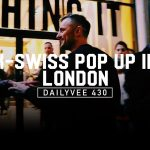 Business Tips: Meeting Fans at the Crushing It! Pop Up in London | DailyVee 430
