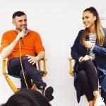Business Tips: Jessica Alba and Gary Vaynerchuk Fireside Chat | VaynerMedia NYC 2017