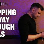 Business Tips: SNAPPING MY WAY THROUGH VEGAS  | DailyVee 003