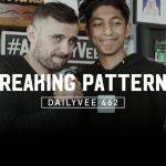 Business Tips: Maybe It's Time You Start Breaking Your Habits - July NYC 2018 | DailyVee 462