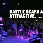 Business Tips: BATTLE SCARS ARE ATTRACTIVE | DailyVee 053